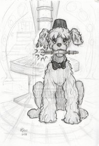 the_eleventh_doctor_labradoodle_by_rockie_squirrel-d5ts9uh