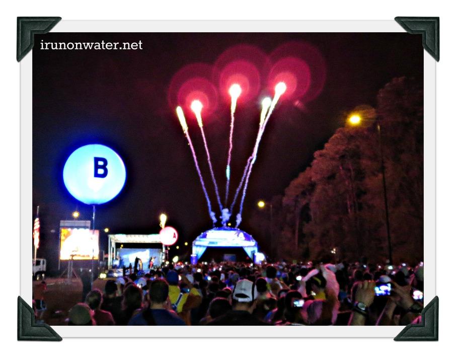 Marathon Fireworks