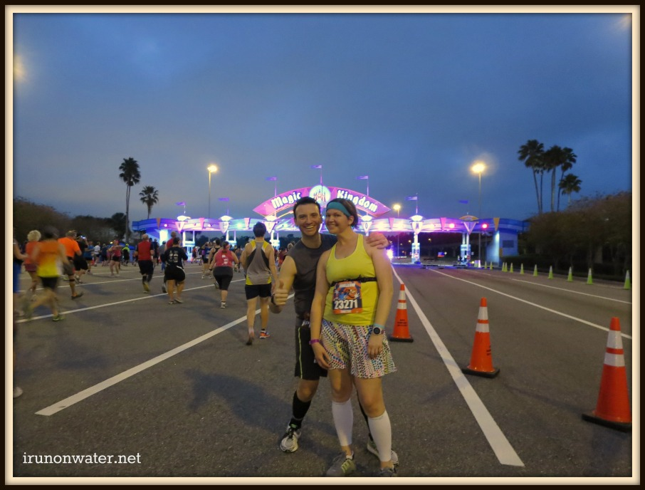 Toll Plaza - $15 for cars, $0 for runners