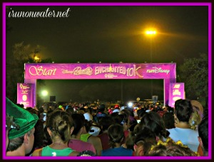 Enchanted 10K Start2