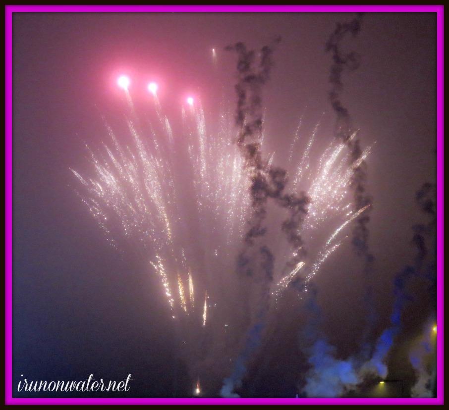 Princess Half Fireworks